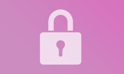 セキュリティを強化する